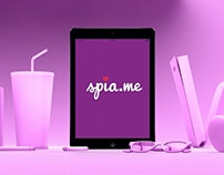 Spia.me / Brand Identity