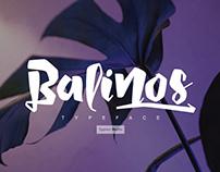 Balinos - Free Display Font
