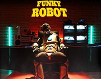The Bronson - Funky Robot