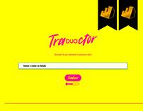Traduoctor - Campaña Digital Condones DUO