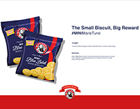 Marie Biscuit Ambient Campaign