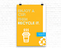 Recycling Poster Campaign