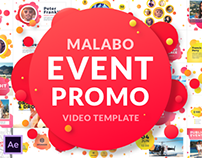 Malabo - Event Promo | After Effects Template