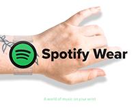 Spotify Wear