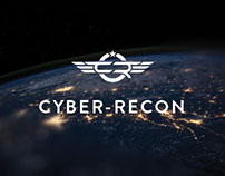 Cyber-Recon Logo Design