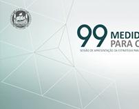 UNIVERSIDADE DE LISBOA - 99 MEDIDAS
