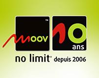 Réalisation SPOT TV INSTIT MOOV CI 2016