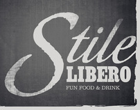 Logotype for STILE LIBERO