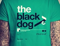 The Black Dog T-Shirt