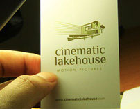 Cinematic Lakehouse - Brand Identity Develoment
