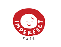 IMPERFECT Café - Branding