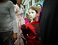 Carnaval d'Egine
