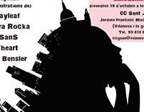 "Exhibition ""Etheric: Utopian & Dystopian cities"""