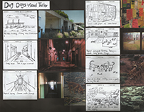 Dog Days Production Design