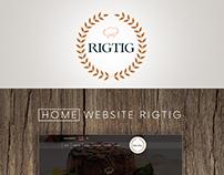 RigTig - Website