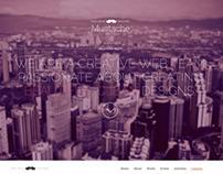Mustache - Onepage Retina HTML Template