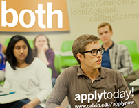 Calvin College :: Student Search Campaign
