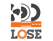 LO.SE. Logo, visual identity and website