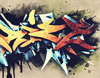 YouTube Digital Graffiti Banners (Mar 2013)