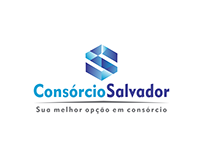 Identidade visual- Consórcio Salvador