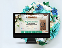website wedding agency