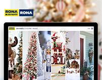 Rona - LookBook Noël 2016 - Ronainspire.ca