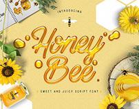 Honey Bee Font - Original & Fresh