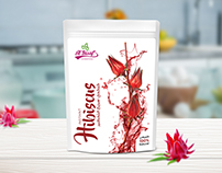 Al Insaf Hibiscus Tea Packaging *PITCH*