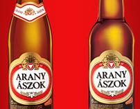 Arany Ászok trade campaign
