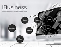 iBusiness iMac Broken Monitor Creative Business Prezi