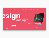 Creative Agency Homepage (WIP)