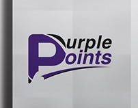 Purple Points Icon For UW-Whitewater