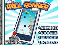 Wall Runner Game Template