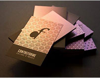 Contreforme business cards