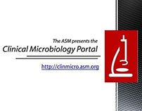 Introducing ASM's Clinical Microbiology Portal