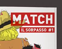 Match #1 Visual Magazine