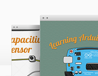 Learning Arduino Basics (web design)