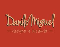 Cartão de Visitas - Danilo Miguel