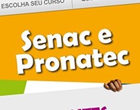 SENAC - PRONATEC