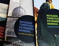 TURISMO DE PORTUGAL / ROTEIROS DO PATRIMÓNIO MUNDIAL