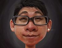 Caricature 2013