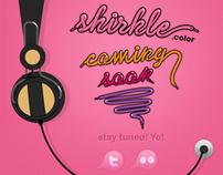 shirklecolor.com coming page