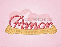 Aplicativo para Facebook - Senac - Dia dos Namorados