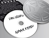 Direct mail with movie