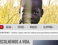 Médicos Sem Fronteiras - Case