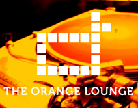 The Orange Lounge - Identity Project
