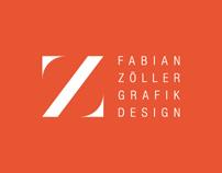 Fabian Zöller Grafik Design - Identity Project