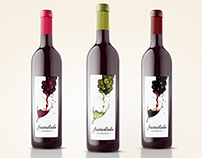 Packaging - Vinho Frutadinho