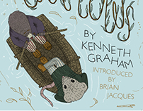 The Wind in the Willows - Puffin Design Award