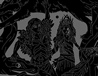 Loki and his monstrous children